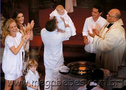 Mensagem De Apresentação De Bebe Na Igreja: Mega Bebês » Batizado Do Bebê