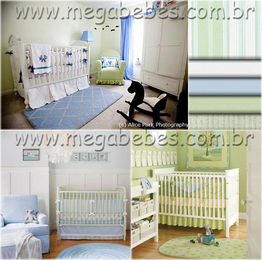 Quarto De Bebe Azul E Verde ~ Yazzic.com : Obtenha uma coleção de imagens do quarto para sua ...
