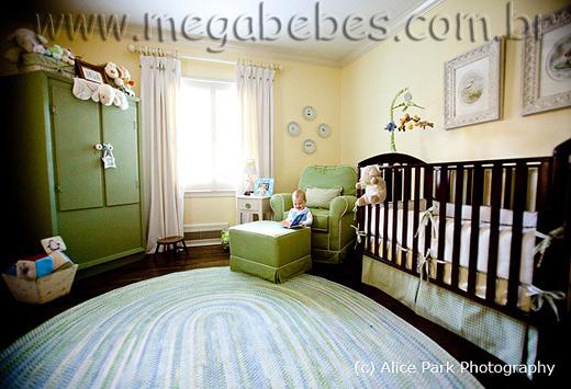 decoracao de quarto de bebe azul e amarelo:Quarto de Bebê Masculino