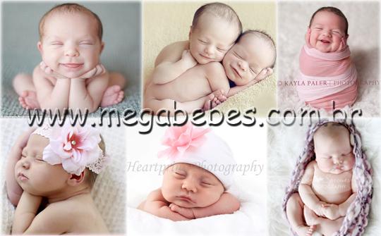 Mega Bebês Book Bebê