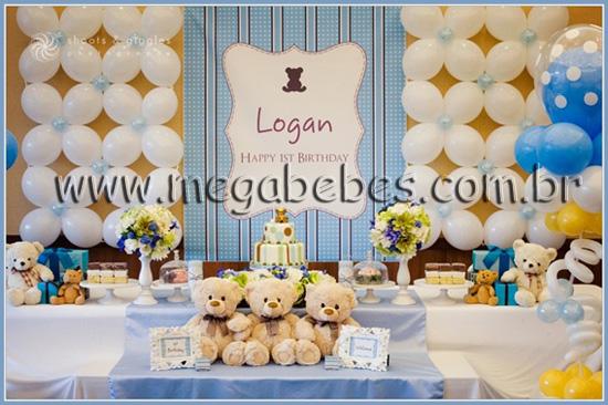 Mega beb s decora o de festa infantil ursos for Friendship crafts for 2 year olds