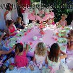 Decoração de Festa Infantil Tema Bonecas