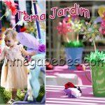 Decoração de Festa Infantil Jardim