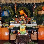 Decoração Festa Infantil Safari