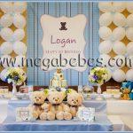 Decoração de Festa Infantil Ursos