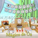 Decoração Mágico de Oz
