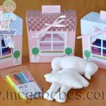 Dee Dolls Bonecas de Pano para Pintar Diy