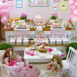 Festa Infantil Tema Doceria, Confeitaria, Patisserie